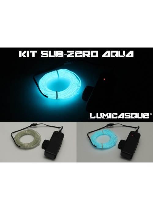 Kit LumiCasque Sub-Zéro - Fil lumineux de 4,5m